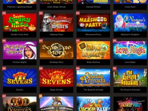 Bitstarz Slot Games