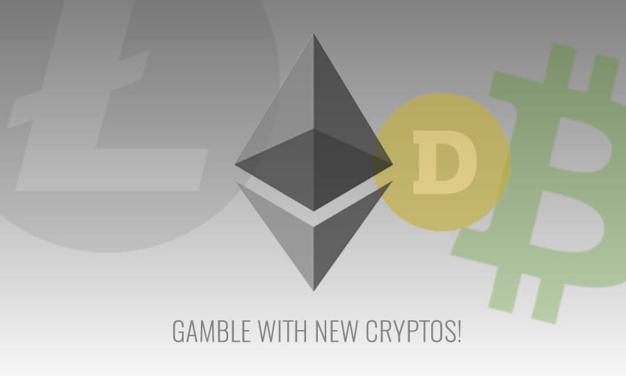 image showing new crypto currencies to gamble with at betchain